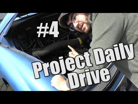 Morris Minor - Ignition Woes - Project Daily Drive #4