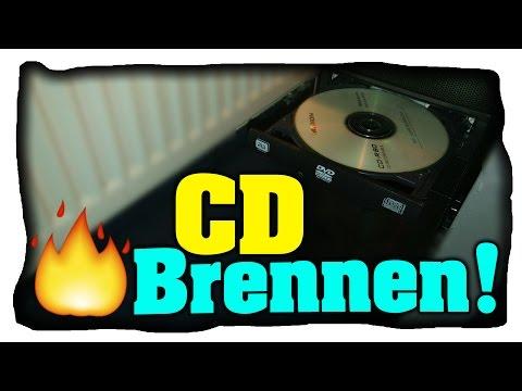 Daten auf CD Brennen! - So geht's am schnellsten! - Tutorial (Deutsch)