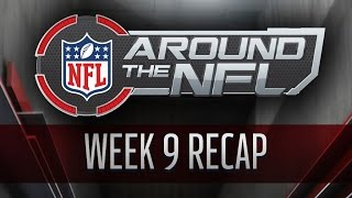 Can the Panthers Go 16-0? | Week 9 Recap | Around the NFL