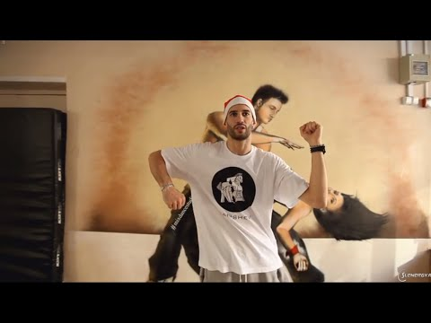 видео: Хип-хоп танцы – школа   Урок 9   smurf, robocop, monastery