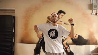 Хип-хоп танцы – школа | Урок 9 | Smurf, Robocop, Monastery