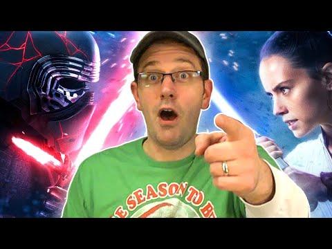 Cinemassacre's Last Star Wars Review (Rise of Skywalker)