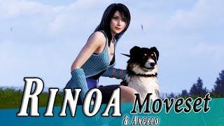 Rinoa Heartilly & Angelo Moveset + Detail - Dissidia Final Fantasy NT (DFFAC/DFFNT)