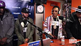 Friday Fire Cypher: Rich The Kid Spits a Live Freestyle