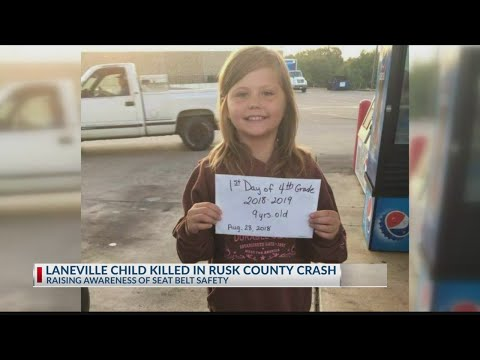 Laneville Child killed in Rusk County crash