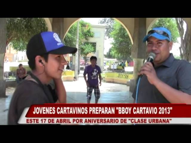 BBOY CARTAVIO 2013. mpg2 Videos De Viajes