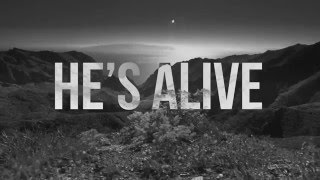 JESUS IS ALIVE (Official Lyric Video)   Fellowship Creative