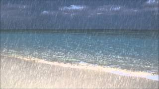 【Nature Sounds】Sea and Rain/Healing and Relaxing music