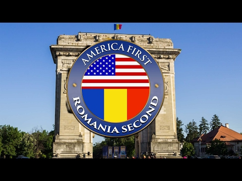 America first, Romania second!  #everysecondcount
