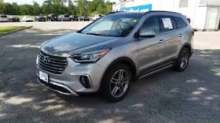 2018 Hyundai Santa Fe Limited Ultimate  Gulf Auto Direct