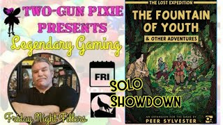 Friday Night Fillers - The Lost Expedition Fountain of Youth