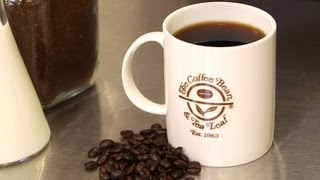 How to Make the Perfect Cup of Coffee | Coffee Bean & Tea Leaf Tips | Food How To
