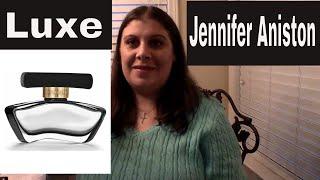 Jennifer Aniston Luxe Perfume Review | Chrissi Jadeheart