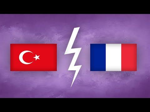 Türkiye vs Fransa | Müttefikler | Savaş Senaryosu