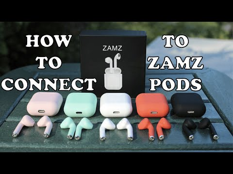 ZAMZ Pods Final Review & How To Connect