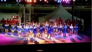 Central Cheer High School Madness 2013