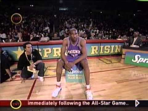 NBA Slam Dunk contest 2003.