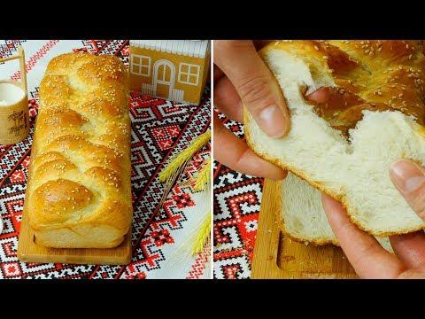 pain-fait-maison---la-meilleure-recette-de-pain-est-la-recette-de-la-grand-mère-!-│-savoureux.tv