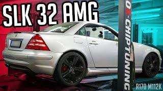 Stern Garage - Wie viel Leistung hat er noch nach 150.000 km? | Mercedes Benz R170 SLK 32 AMG