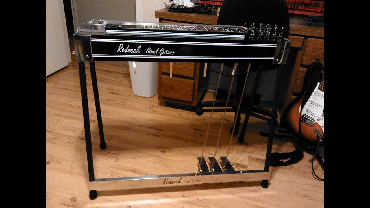 you can build your own pedal steel guitar youtube. Black Bedroom Furniture Sets. Home Design Ideas