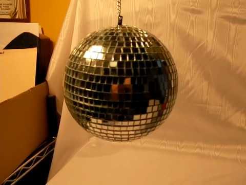 Solar Disco Ball