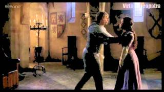 Arthur & Gwen || Merlin 4x09 || Gwen kisses Lancelot