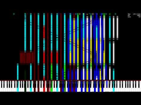 [Black MIDI] Red Zone Black 577.000 Notes