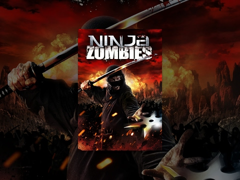 Ninja Zombies | Full Horror Movie