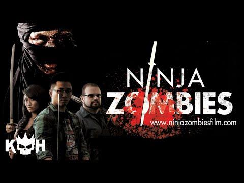 Ninja Zombies | Full Horror Movie thumbnail