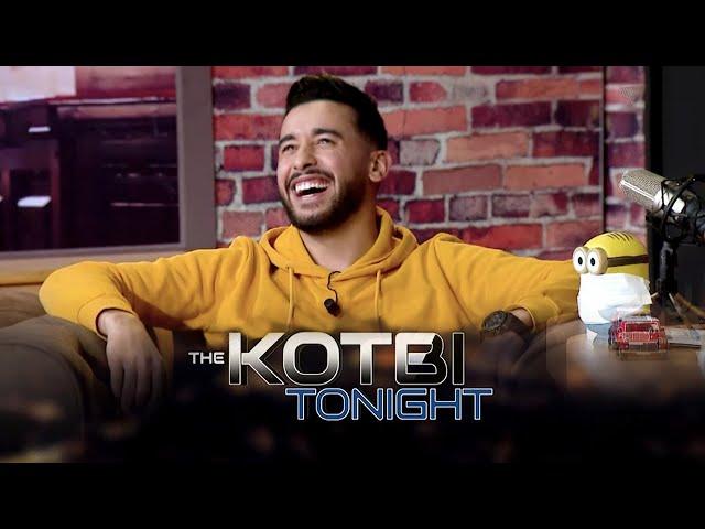 برنامج The Kotbi Tonight - الحلقة 17   أيوب أفريكانو و ندى أزهري   الحلقة كاملة