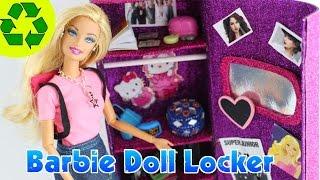 Video Barbie Okul Kilitli Dolap (Barbie Locker) Yapımı - Nasıl Yapılır? Kendin Yap download MP3, 3GP, MP4, WEBM, AVI, FLV November 2017