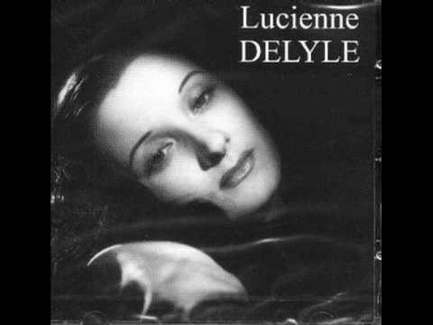 Lucienne Delyle - Valser dans l