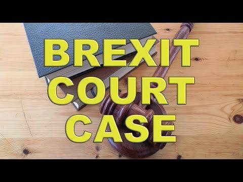 Brexit Article 50 Court Case!