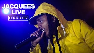 Up Close & Personal with Jacquees | Jacquees Live | BLACK SHEEP TV