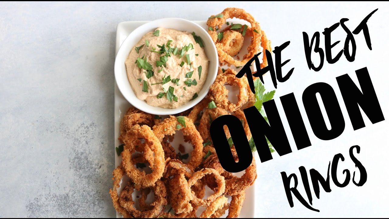 Recipe The Best Restaurant Style Onion Rings Low Carb Gluten Free