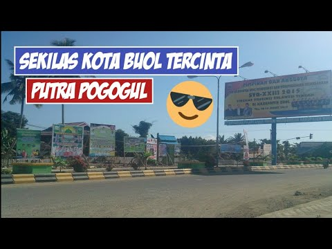 sekilas-kota-buol---sulawesi-tengah-2018-[landscape-video]