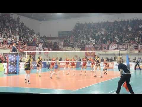 Olympiacos SFP - Yenisey Krasnoyarsk 3-1 (29/3/2017, last point)