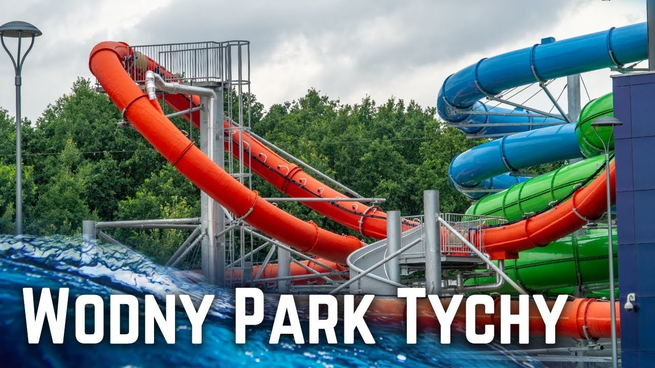 All water slides at wodny park tychy gopro youtube - London swimming pools with slides ...