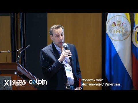 XI EPICdR + COLPIN / Crisis en Venezuela /  Detrás de los CLAP