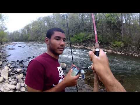Fishing Goose Creek Leesburg Virginia