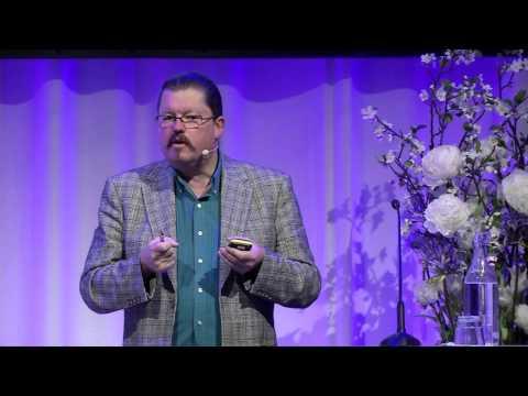 Inspirationsföredrag av Anders Ekholm om empati och high tech