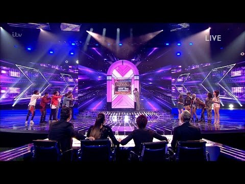 The X Factor UK 2016 Live Shows Week 1 Results Next Week's Theme Full Clip S13E14