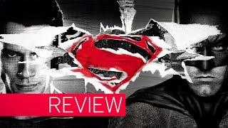BATMAN V SUPERMAN | Eine brillante Katastrophe | Review | Kritik