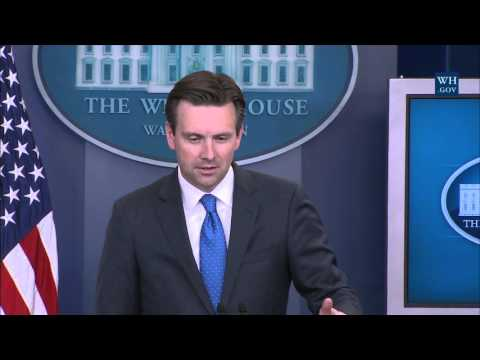 Press Briefing by Press Secretary Josh Earnest