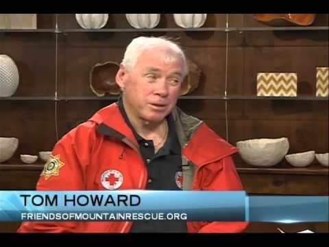 Vail Mountain Rescue Tom Howard 11 23
