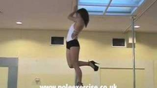 Pole Exercise DVD Lucy Misch - Pole Dancing Evolved