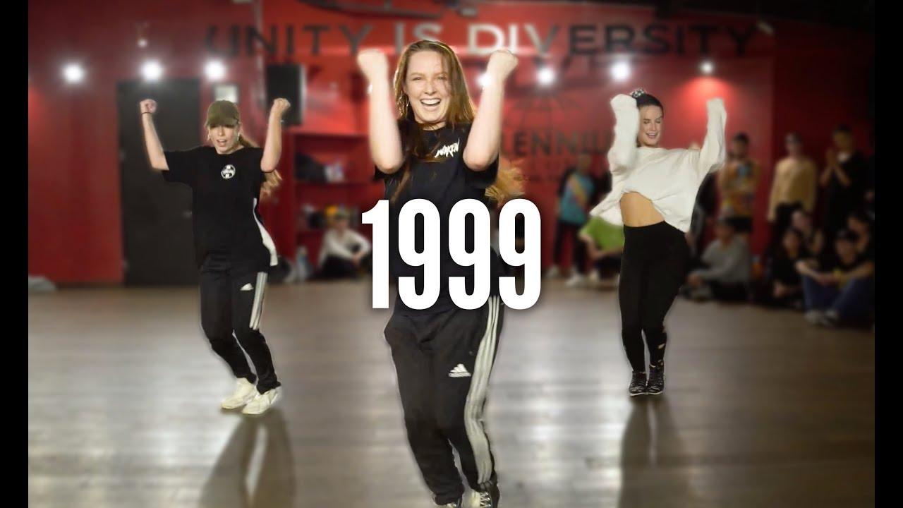 charli xcx ft troye sivan 1999 kyle hanagami choreography youtube