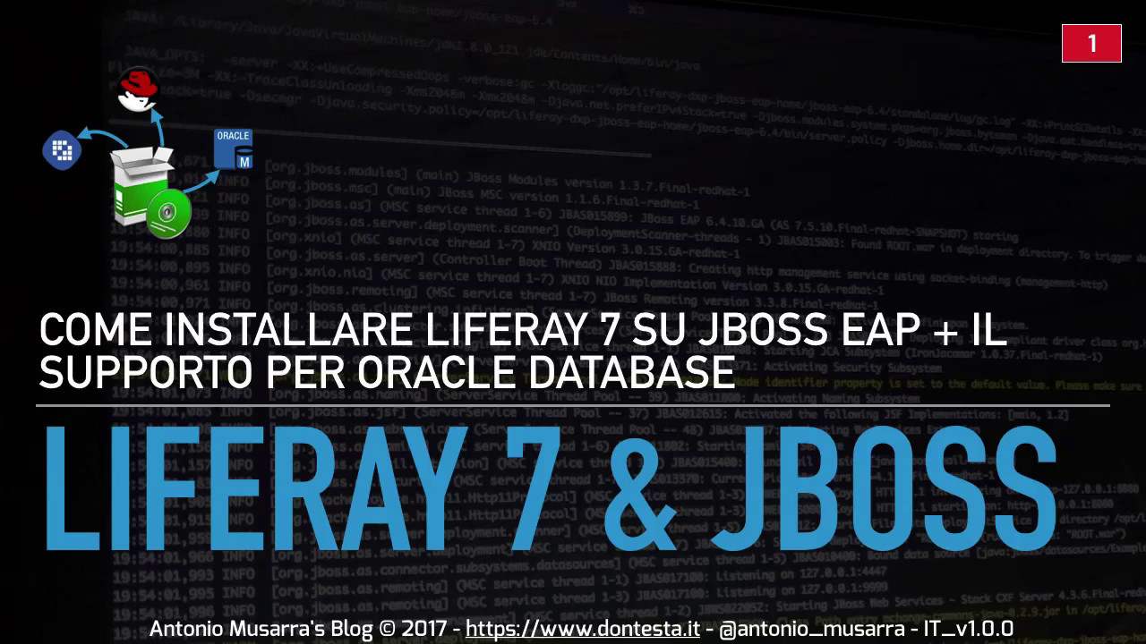 How to build a Docker Liferay 7 2 image with the Oracle