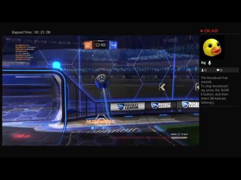 Rocket league tv