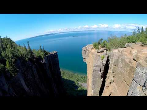 Camping at Sleeping Giant Provincial Park with a GoPro Hero 3+ Black